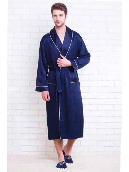 fecac955ca2db Шелковые халаты мужские в интернет магазине Москва и Спб купить дешево.