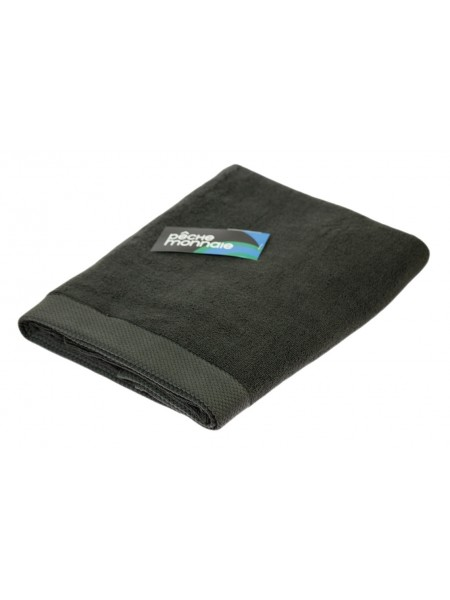 Банное махровое полотенце из микро-коттона OLYMPUS (PM) 70x140 см. (антрацит)