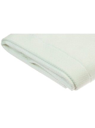 Большое махровое полотенце из микро-коттона OLYMPUS 85х150 (PM France) (белый)