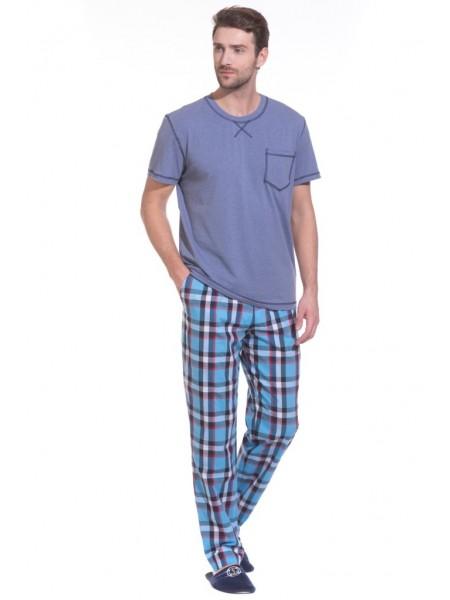 Домашний костюм - пижама BOSS №29 (PM 2135/5) (комбинированный)