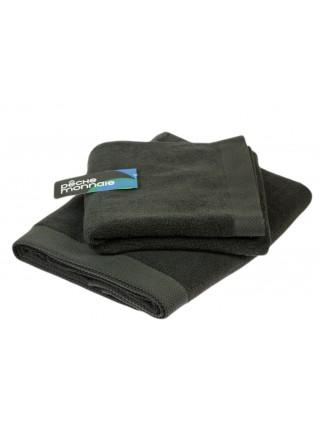 Банное махровое полотенце из микро-коттона OLYMPUS (PM) 50x100 см. (антрацит)