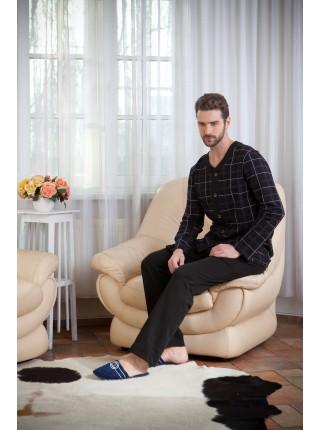Мужская пижама Аtmosphère 7 (PM) (черный)