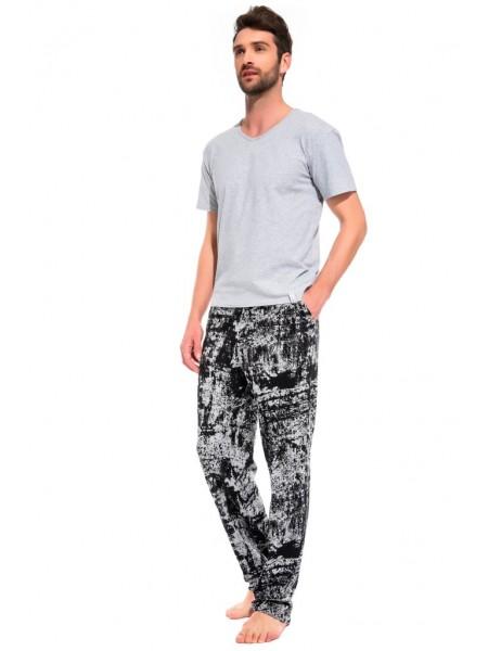 Легкие трикотажные брюки Graphiste (PM France 040) (серый)