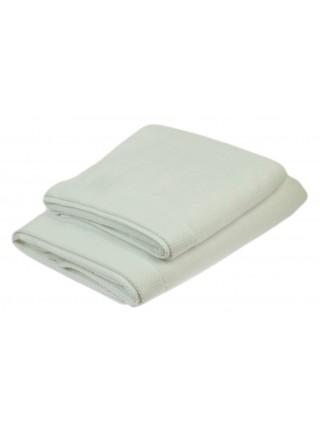 Банное махровое полотенце из микро-коттона OLYMPUS (PM) 50x100 см. (белый)