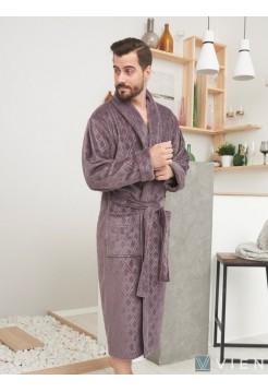 Махровый халат из бамбука Sorento (EFW) (mokko)