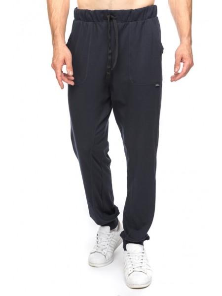 Легкие трикотажные брюки Right Flight (PM France 010) (темно-синий)
