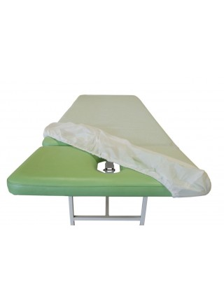 Простыни для массажных столов, бань и саун. Бязь ГОСТ, Ренфорс, Сатин, Вафельная ткань. От 300 руб. (белый, крем, бежевый, другой)