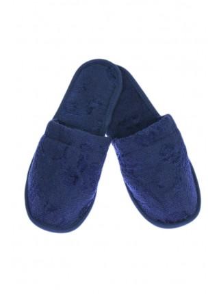 Мужские тапочки Elephant (PM France 1) (Deep blue (тёмно-синий))