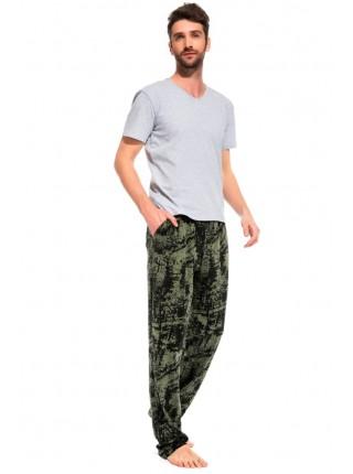 Легкие трикотажные брюки Graphiste (PM France 040) (хаки)
