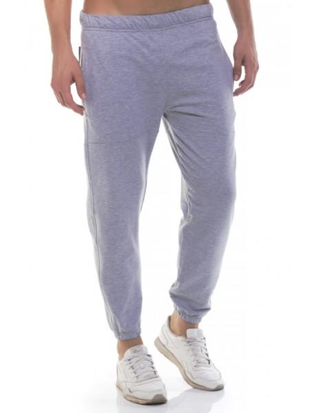 Спортивные штаны Wanderer (PM 008) (серый меланж)
