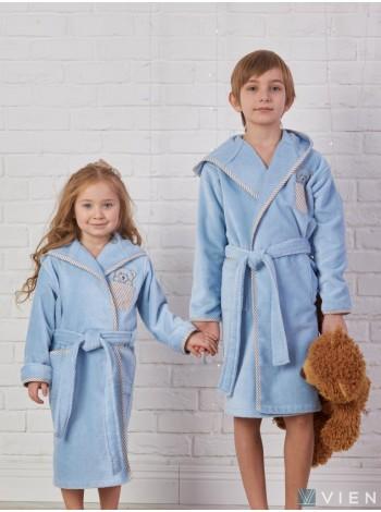 Детский махровый халат Teddy (EFW) купить недорого на halaty.ru
